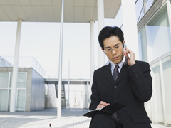 MBA取得で経営コンサルタントの画像