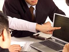 行政書士と経営コンサルタント業務の画像